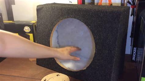 como mejorar los cajones  woofer youtube