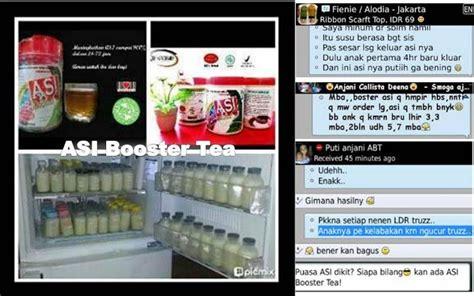 Booster Asi Nutrifit Nutrisi Asi asi booster tea meningkatkan asi 900 dalam 24 jam ibuhamil