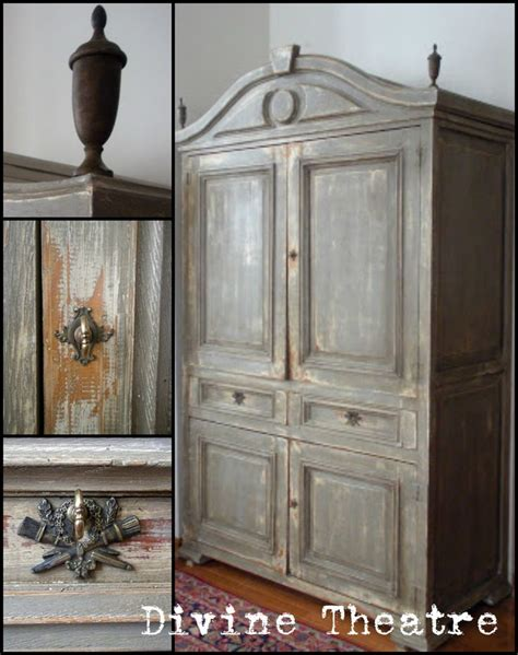 white chalk paint armoire gustavian armoire using chalk paint 174 decorative