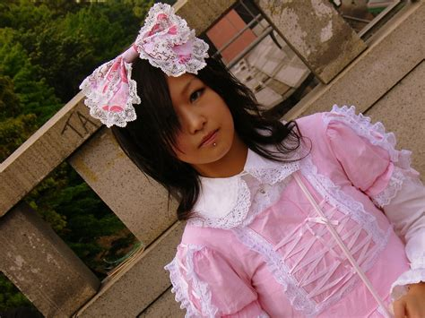 hot lolitas lolita free stock photo a young japanese girl dressed