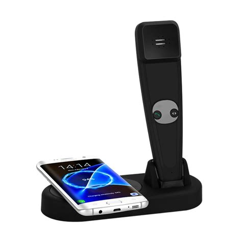 Charger Plus Headset Oc Iphone bakeey qi wirelss charger pad bluetooth headset for iphone