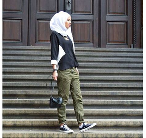 Celana Legging Army Panjang Ketat 9 padu padan untuk gaya liburan yang stylish dan nyaman
