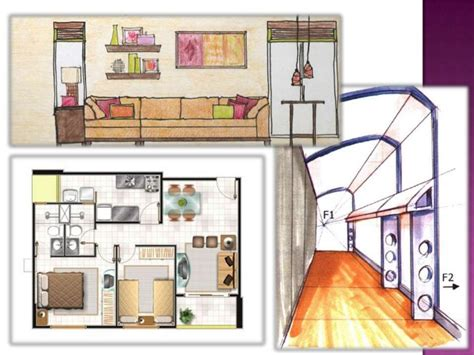 How To Draw House Floor Plans by Drawing For Interior Design