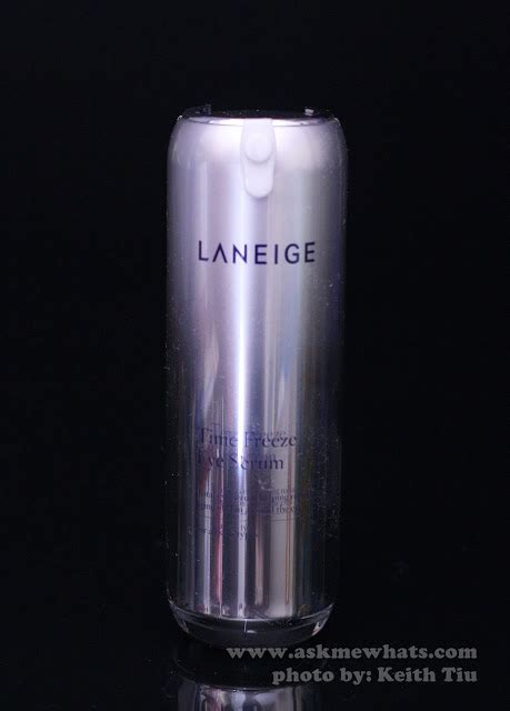 Laneige Time Freeze Eye Serum askmewhats top philippines skincare makeup review philippines