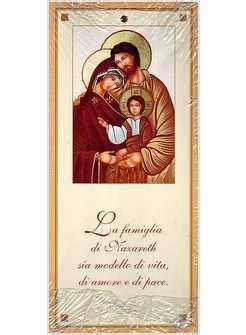 libreria san paolo roma via della conciliazione benedizioni delle famiglia di nazareth da 50 pezzi