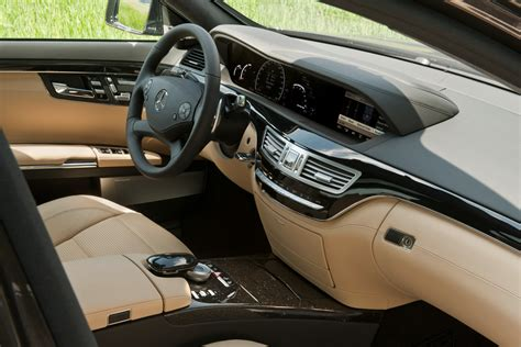 Mercedes S63 Amg Interior by 2011 Mercedes S63 Amg Details Pricing And Photos