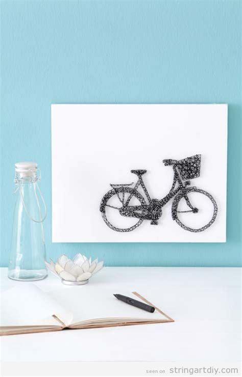 String Tutorials - bicycle string step by step string diy free