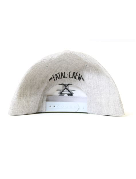 Quiksilver Snapback Yupoong Colaboration Original Imported trailhead hat fatal clothing fatal clothing