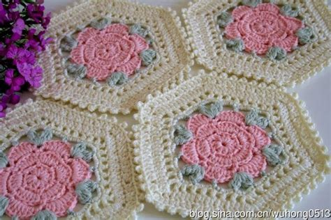 crochet pattern octagon motif octagon flower free graph crochet granny squares
