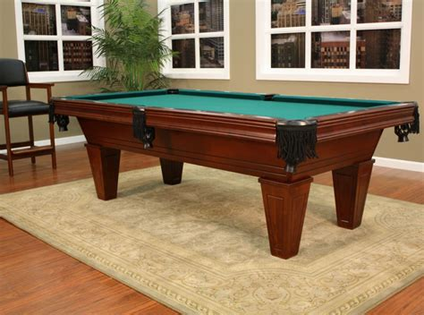 Carson Billiard Table 8 American Heritage Pool Tables American Heritage Pool Table