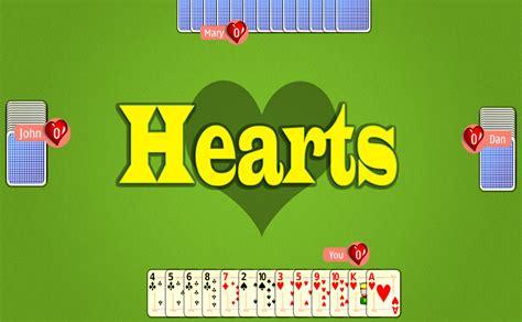 hearts card game online cole cionando