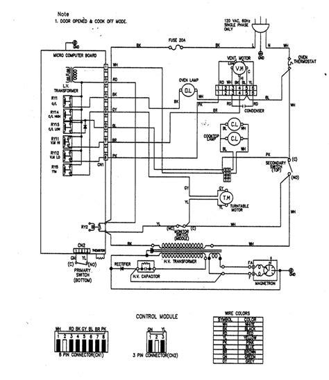 kenmore microwave wiring diagrams kenmore wiring diagram