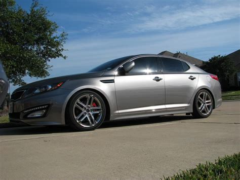 2014 Kia Optima Sxt K Sxt Rost S Garage Kia Optima 2014 Engine Bay K