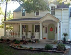 veranda design for small house front porch ideas exterior farmhouse with exposed rafters