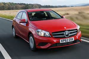 Mercedes A180 Mercedes A180 Review Auto Express