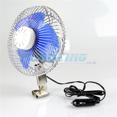 max air 24 inch fan 24v fan 7 inch oscillating with air freshener