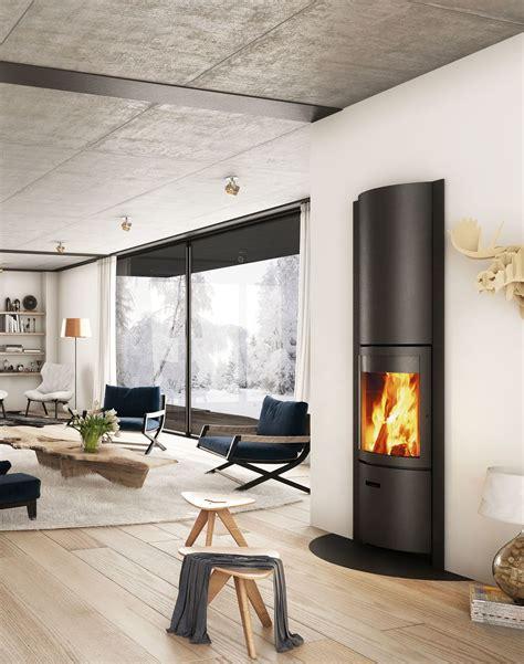 cheminee moderne design a bois cheminee bois moderne