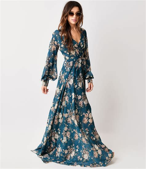long sleeve maxi dress brqjc dress