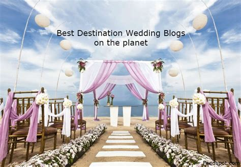 Guide To Destination Wedding 2 by Top 40 Destination Wedding Blogs And Websites On The Web