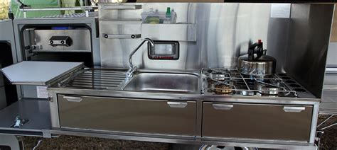 Camp Kitchen Ideas Swinging Bridge Park In The New Camper Let S Go Travel