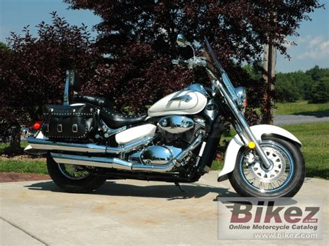 2003 Suzuki Intruder 800 Review Suzuki Vl 800 Intruder Volusia