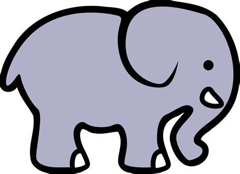 2d images clipart 2d elephant