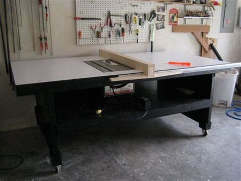 tradesman bench table saw 1000 ideas about table saw station on pinterest