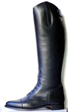 Shoes Mux 1 mux leather dressage boot with side zipper custom made boots