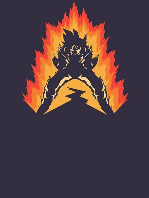 Tshirt Kaio Ken kaioken unisex t shirt dragons and
