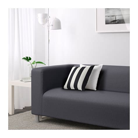 ikea klippan sofa klippan two seat sofa flackarp grey ikea