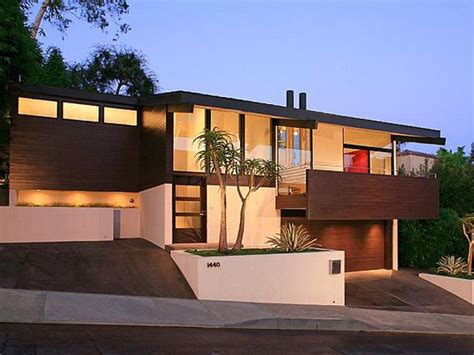 modern home design los angeles modern home in los angeles the hollywood hills