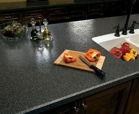 ebony eclipse kitchen island countertop from wilsonart