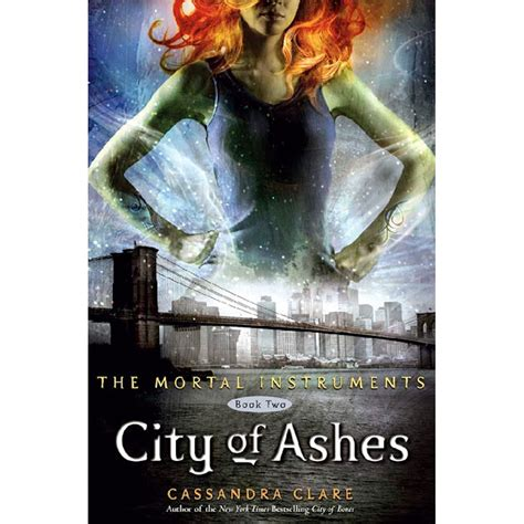 The Mortal Instruments City Of Ashes Clare city of ashes the mortal instruments book 2 by