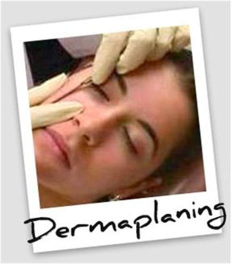 what is dermaplaning luxe salon spa