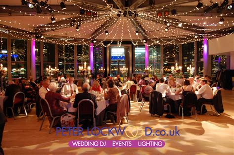 the compass room lowry wedding dj hexagon room and the compass room