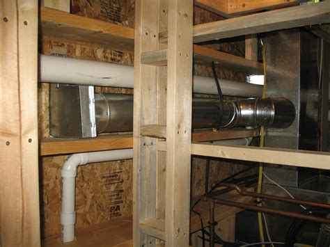 Bathroom Vent Fan In Basement Basement Bathroom Vent Doityourself Community Forums