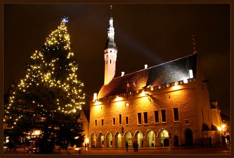 tallinn christmas market 4 days of magic tour package