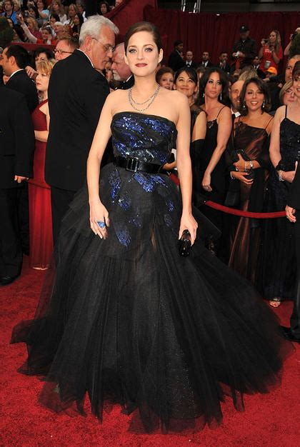 Oscars Carpet Marion Cotillard by 2009 Academy Awards Oscar Carpet Pictures Part 7
