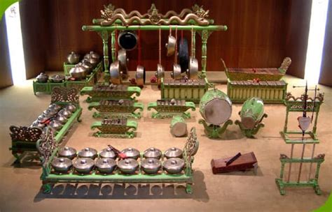 Traditional Indonesian Music   Asian Recipes