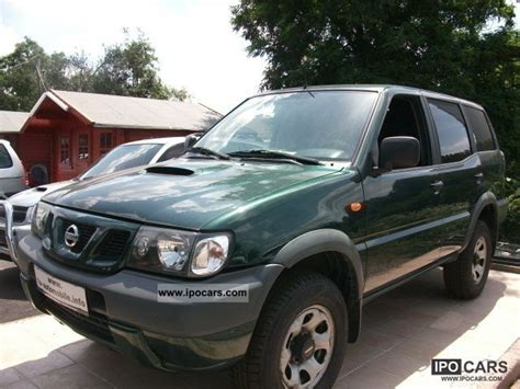 nissan terrano 2004 2004 nissan terrano ii photos informations articles