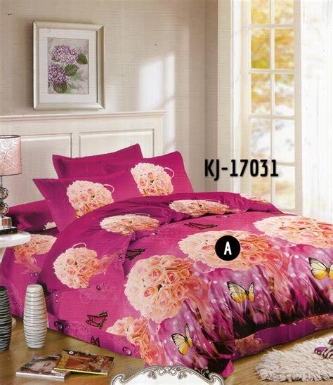 Bedcover Set Katun Jepang 180x200 4 sprei katun jepang bedcover grosir murah