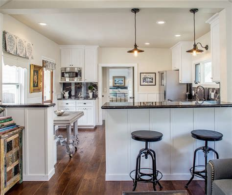 decorating ideas for small kitchens historic cottage in california home bunch interior