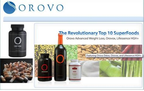 Detox Diet Pills Reviews by Orovo Detox Pills Review