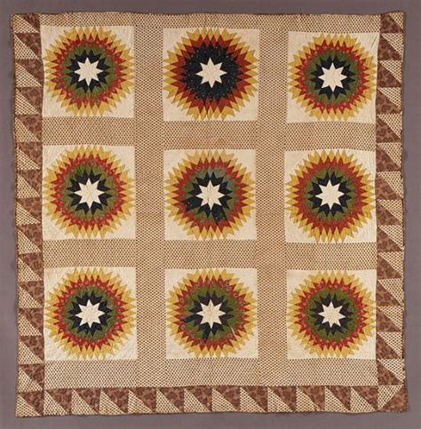 quilt pattern star of bethlehem quilt star of bethlehem pattern lacma collections