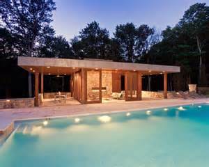 modern pool house ideas pictures remodel and decor modern pool with deck jets all aqua pools