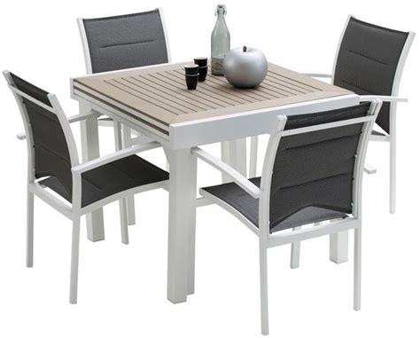 table de jardin ronde chez leclerc jsscene des