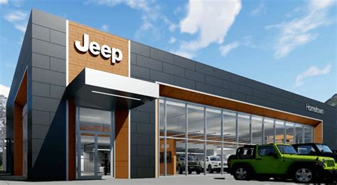 jeep moving to optional stand alone stores in u s