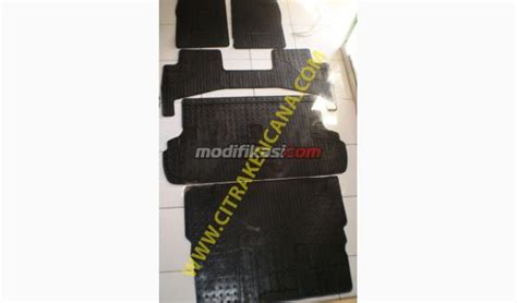 Karpet Karet Mobil All New Avanza karpet karet grand avanza xenia