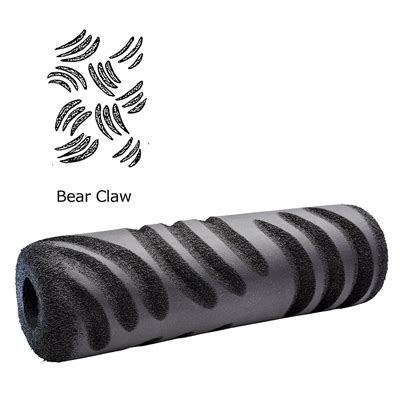 drywall pattern roller drywall texture roller bear claw 15187
