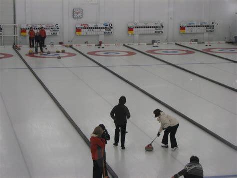 Curling Floor by Curling Floor Current